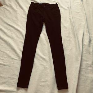 MIA Black toothpick skinny pants
